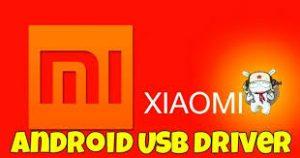 USB Driver Xiaomi