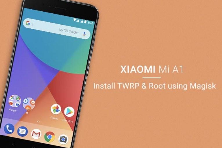 Root Xioami Mi A1