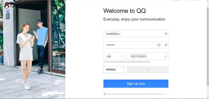 6 Cara Membuat Akun Qq Tencent Qq Dengan Mudah Masarbi