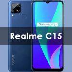 Google Camera Realme C15