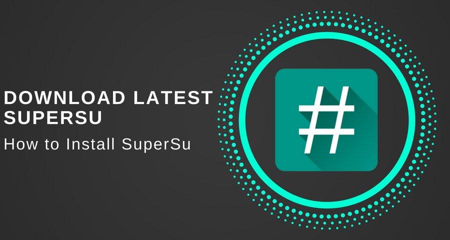 Download SuperSU Versi Terbaru 2021